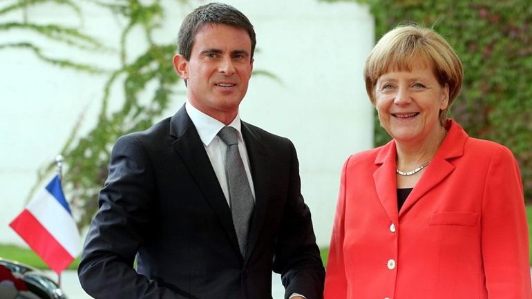 Δυσκολίες στις σχέσεις Γαλλίας-Γερμανίας λόγω του προσφυγικού