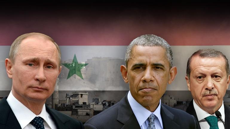 Κατάπαυση του πυρός στη Συρία