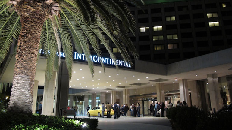 Τηλεφώνημα για βόμβα στο «Intercontinental»