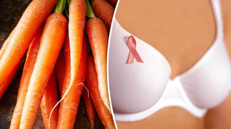 Καρότο και άλλα λαχανικά στη μάχη κατά του καρκίνου
