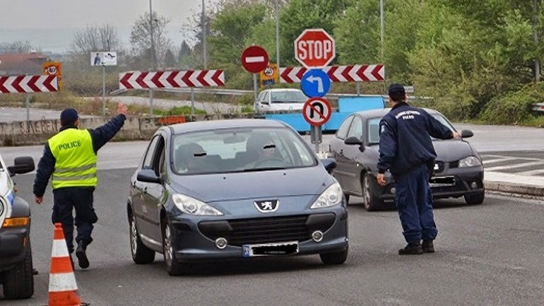 Δεκάδες συλλήψεις στην Θεσσαλία