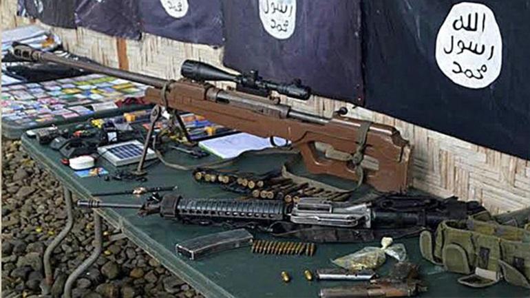 RT: Η Τουρκία προμηθεύει με όπλα το Ισλαμικό Χαλιφάτο