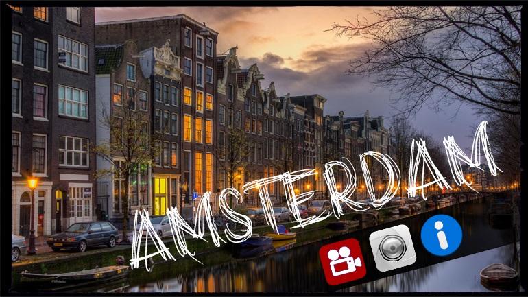 Άμστερνταμ: Ένα ταξίδι διασκέδασης και χαλάρωσης που θα σας μείνει αξέχαστο