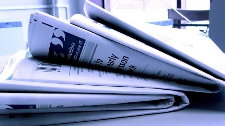 Tα πρωτοσέλιδα των κυριακάτικων εφημερίδων που κυκλοφορούν εκτάκτως