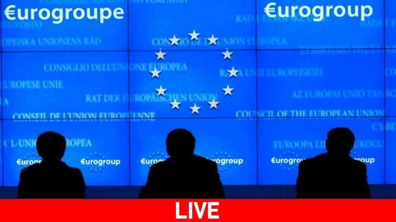 Ολοκληρώθηκαν οι εργασίες του έκτακτου Eurogroup