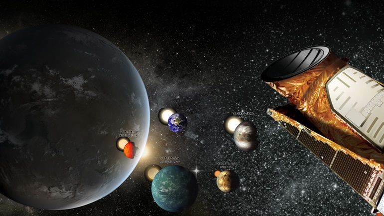 Bρέθηκαν ακόμη 1.284 εξωπλανήτες