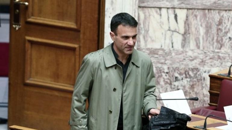 Λαπαβίτσας: Ο ΣΥΡΙΖΑ είναι κομμάτι του εγχωρίου και του διεθνούς συστήματος