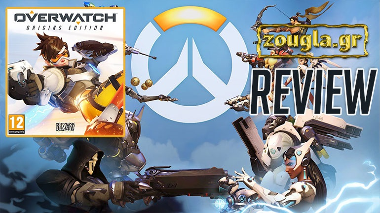 Overwatch - Review
