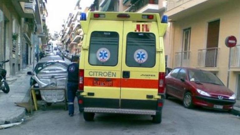 Κόρινθος: 52χρονος έπεσε στο κενό από τον τρίτο όροφο πολυκατοικίας