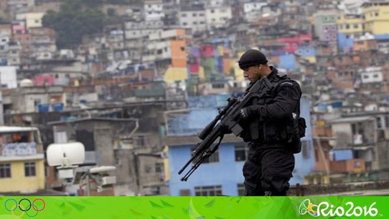 Νεκρός στρατιώτης στο Ρίο - Τον εκτέλεσαν στις φαβέλες