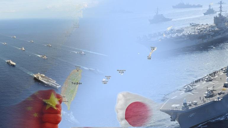 Σινο-ιαπωνικός «πόλεμος» για διαφιλονικούμενα νησιά