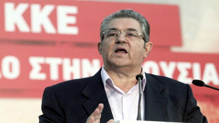 Κουτσούμπας: «Ο Τσίπρας δεν υπήρξε ποτέ μέλος του ΚΚΕ»