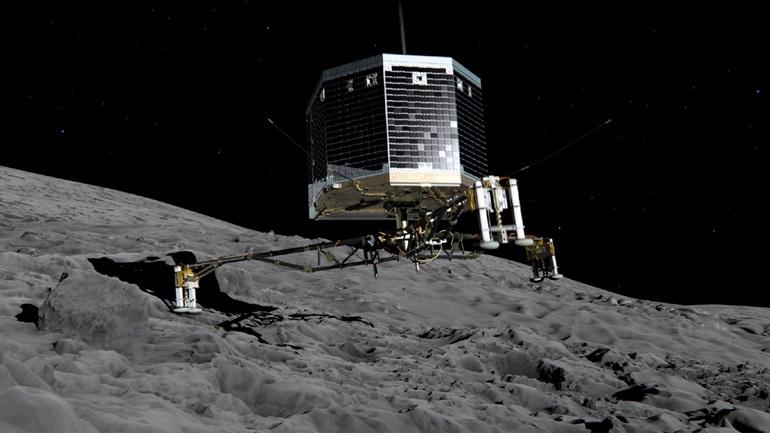 Βρέθηκε το χαμένο σκάφος προσεδάφισης Philae στην επιφάνεια του κομήτη 67P/ Churyumov- Gerasimenko