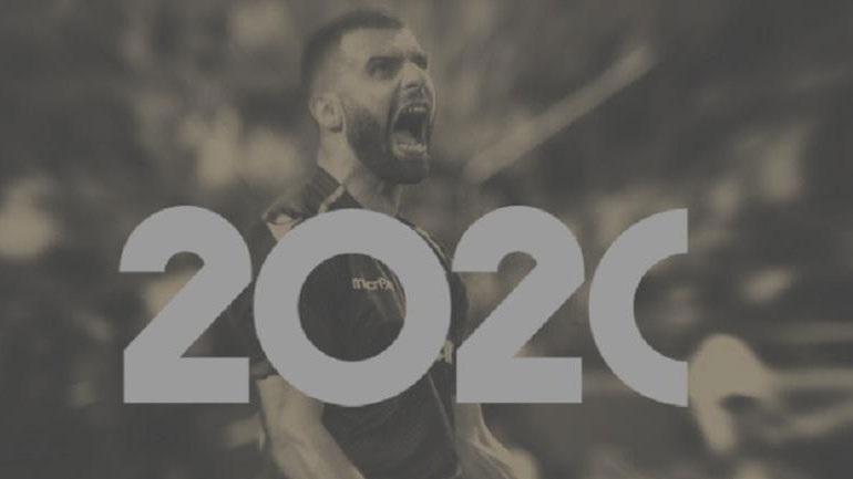 ΠΑΟΚ: Ανανέωσε μέχρι το 2020 ο Τζαβέλας