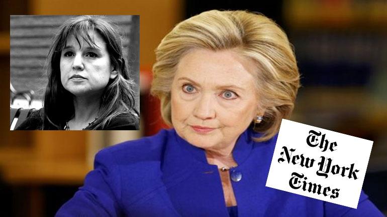 New York Times: H Κλίντον έχει πνευμονία, πάρκινσον, άνοια και σωσία;