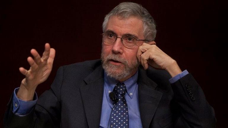 Κρούγκμαν: Καλύτερα για την Ελλάδα να εγκαταλείψει την Ευρωζώνη