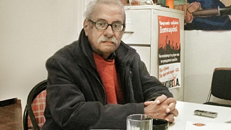 Πέθανε ο Χρίστος Μπίστης