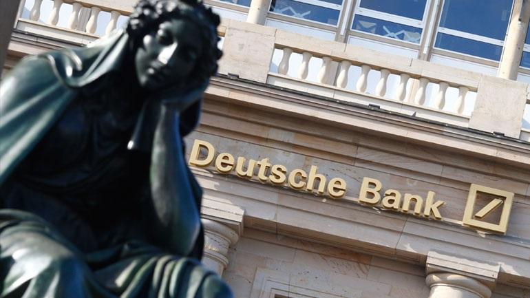 Το αμερικανικό Δημόσιο σχεδιάζει αγωγή δισεκατομμυρίων κατά της Deutsche Bank
