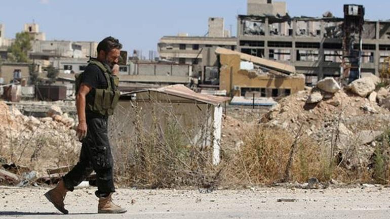 Περισσότεροι από 30 Σύροι στρατιώτες νεκροί από αεροπορική επιδρομή