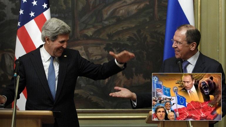 Αμερική-Ρωσία: Ένα επικίνδυνο παιχνίδι