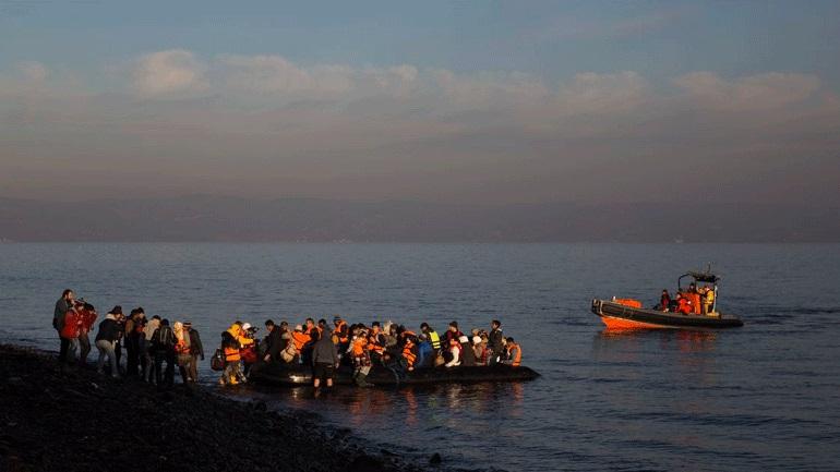Συνεχίζονται οι προσφυγικές ροές στα νησιά του ανατολικού Αιγαίου