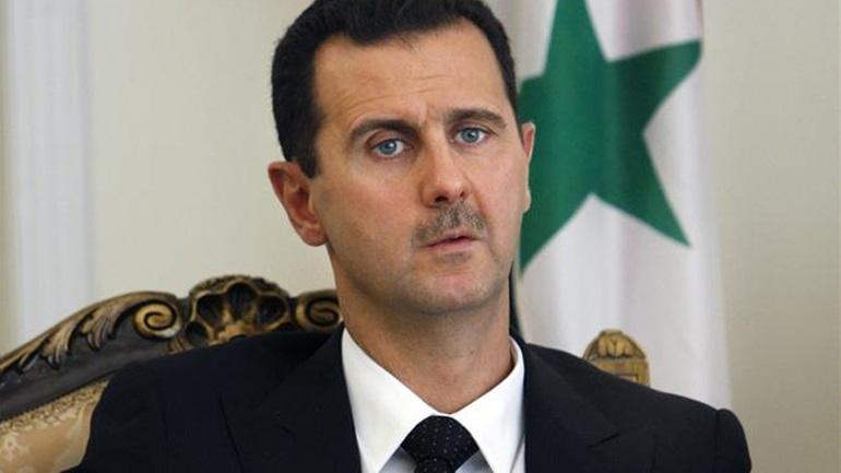 Άσαντ: Οι Αμερικανοί βομβάρδισαν σκόπιμα τον συριακό στρατό