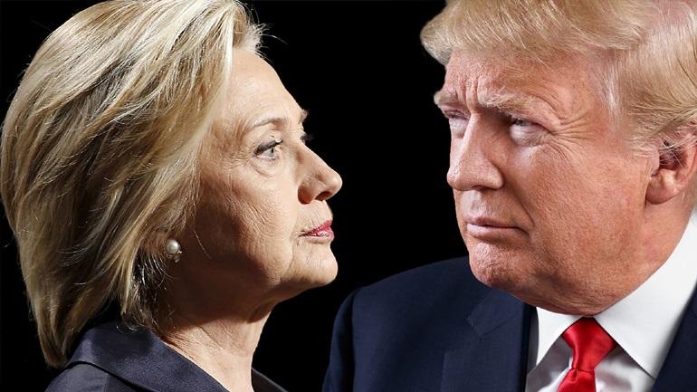 ΗΠΑ: Προηγείται στην πρόθεση ψήφου η Χίλαρι σύμφωνα με νέα δημοσκόπηση