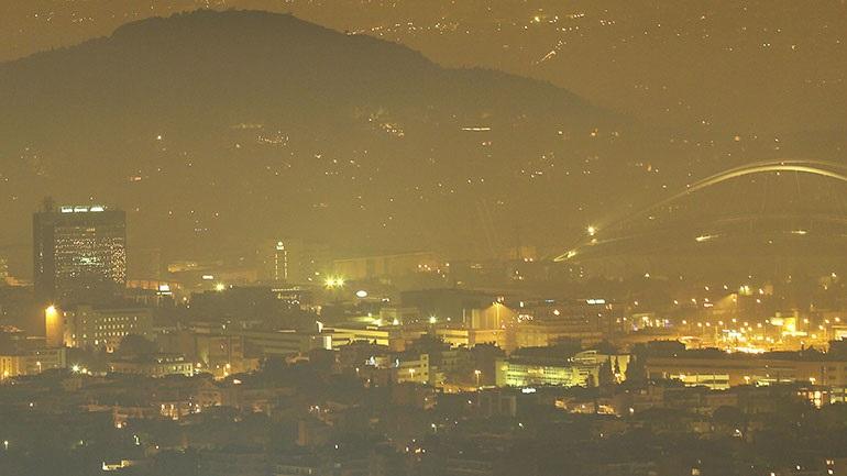 Η ατμοσφαιρική ρύπανση σκοτώνει