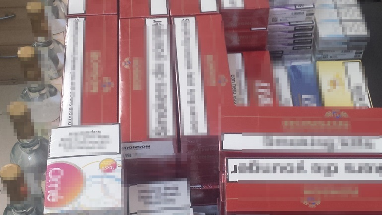 Πάτρα: Εντοπίστηκαν 270.000 πακέτα λαθραία τσιγάρα