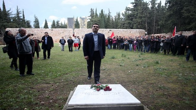 Αποδοκιμάζει ο δήμαρχος Καισαριανής την αυριανή επίσκεψη Τσίπρα στο σκοπευτήριο