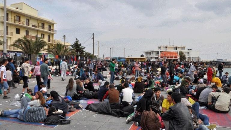 Στη Χίο 88 νέοι πρόσφυγες και μετανάστες-Μηδενικές οι ροές σε Λέσβο και Σάμο