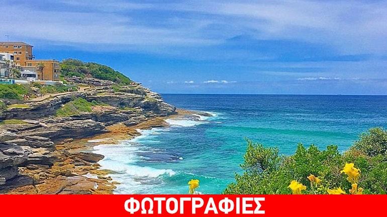 Μυστική παραλία εμφανίζεται μία φορά κάθε 7 χρόνια!