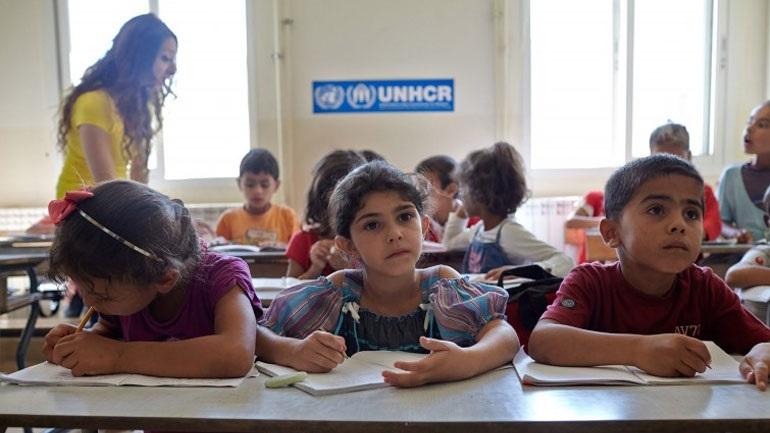Ξεκινά η σχολική χρονιά για τα προσφυγόπουλα