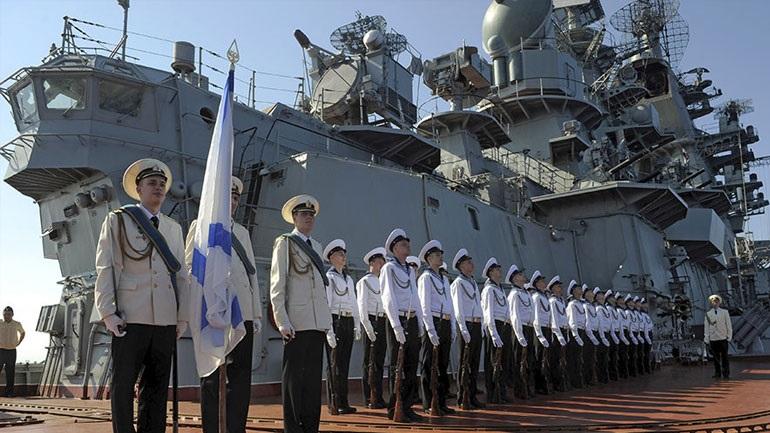 Ρωσία: Μόνιμη η ναυτική βάση στην Ταρτούς της Συρίας