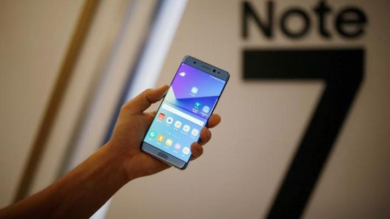 Reuters: H Samsung σταματά την παραγωγή των Galaxy Note 7