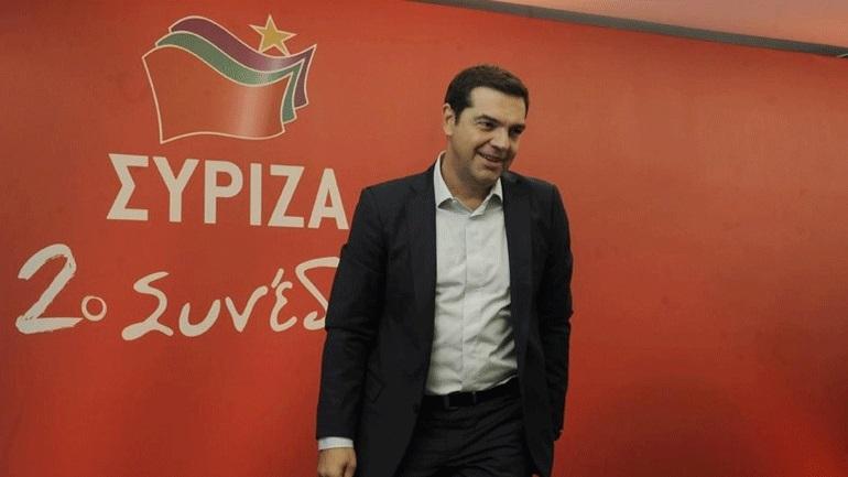 Ξεκινά σήμερα το 2ο συνέδριο του ΣΥΡΙΖΑ με ομιλία Τσίπρα