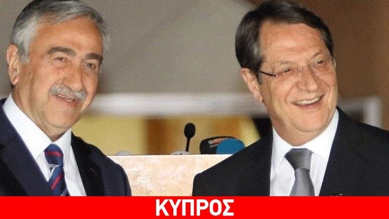 Τι συμφωνήθηκε στη συνάντηση Αναστασιάδη - Ακιντζί