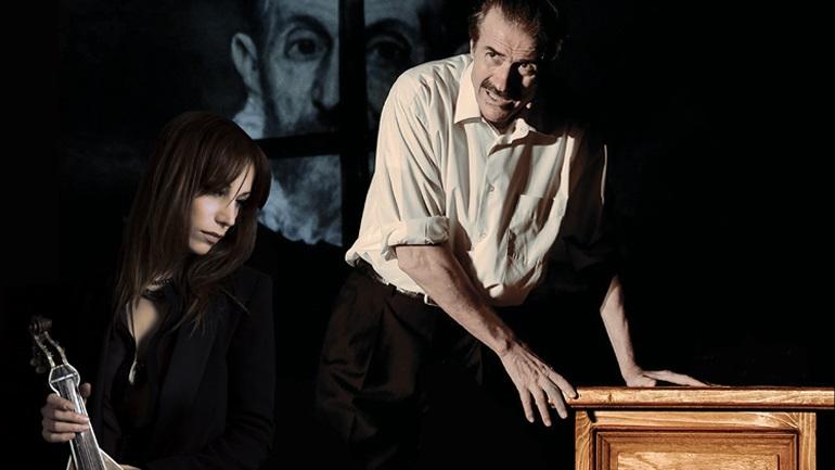 «Αναφορά στον Γκρέκο» του Nίκου Καζαντζάκη στο θέατρο Αυλαία