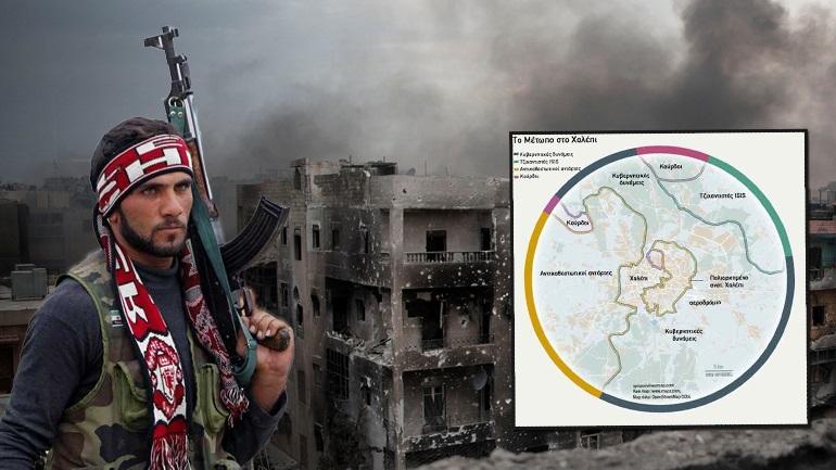 Αποικιοκρατική επέμβαση στη Συρία