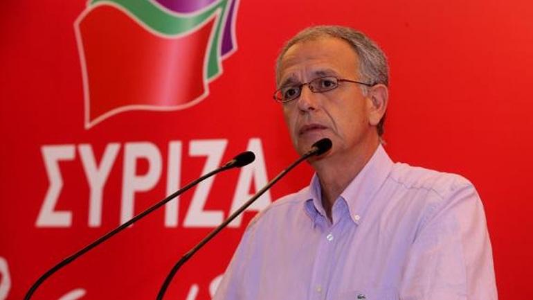 Κ.Ε. ΣΥΡΙΖΑ: Επανεκλογή του Π. Ρήγα, ως γραμματέα, με 75%, εκτός Πολιτικού Συμβουλίου Γεροβασίλη- Μπαλτάς