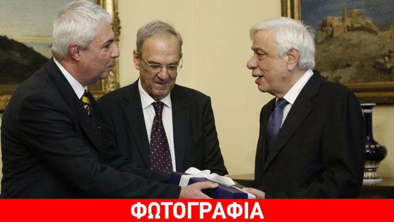 Παυλόπουλος σε Πολυτέκνους: Υποχρέωση του κράτους η προστασία της πολύτεκνης οικογένειας