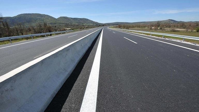 Kυκλοφοριακές ρυθμίσεις στη νέα εθνική οδό Αθηνών - Κορίνθου