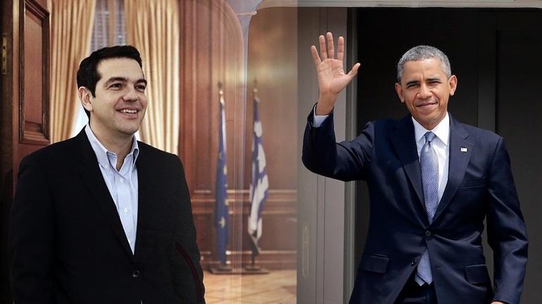 Τα πρώτα μηνύματα του Ομπάμα στην Αθήνα