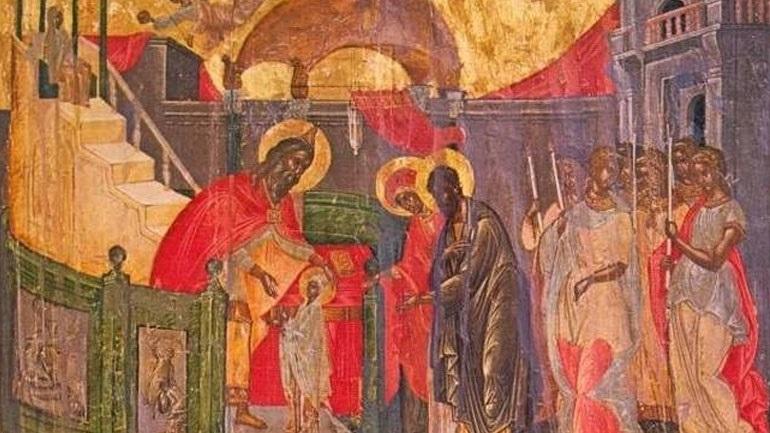 Εισόδια της Θεοτόκου: Τι γιορτάζουμε σήμερα 21 Νοεμβρίου