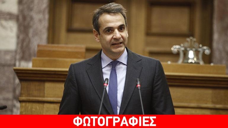 Μητσοτάκης: Το χρέος έχει αναχθεί σε προπέτασμα καπνού για να κρυφτεί η ανικανότητα της κυβέρνησης