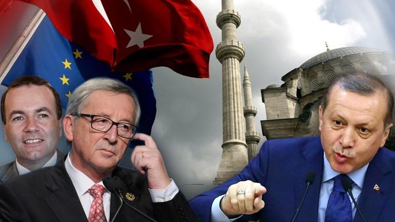 Βαθαίνει το ρήγμα Τουρκίας-Ε.Ε.