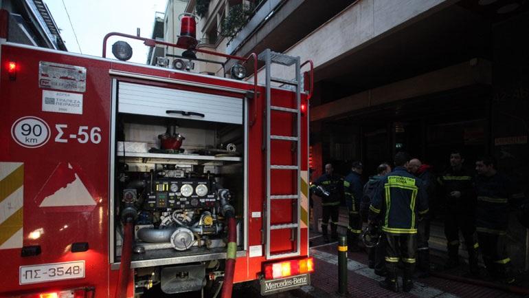 Καλαμάτα: Άνδρας βρέθηκε νεκρός κατά τη διάρκεια κατάσβεσης φωτιάς σε διαμέρισμα