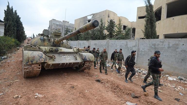 Οι δυνάμεις του Άσαντ ανακατέλαβαν άλλες δύο συνοικίες στο Χαλέπι