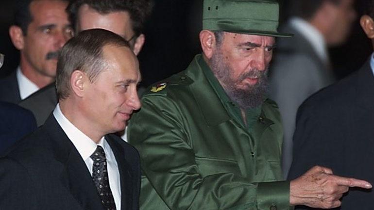 Τι αποκαλύπτουν μυστικοί ρωσικοί φάκελοι για τον Κάστρο