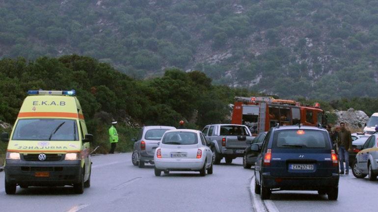 ΕΛΣΤΑΤ: Μείωση των τροχαίων τον Σεπτέμβριο